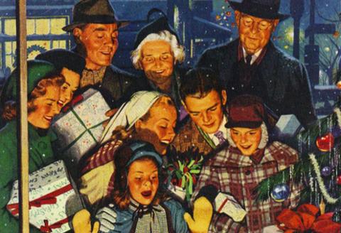 Kalėdinio apsipirkimo manija - Vartotojų įpročių analizė